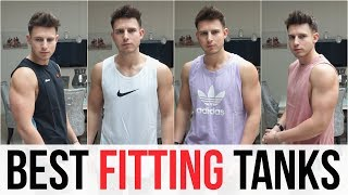 BEST SLEEVELESS T-SHIRTS/TANKS FOR MEN 2019 (Nike, Adidas, Asos, Ellesse & More)