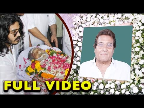 Full Video: Bollywood Industry Attends Vinod Khanna's Funeral With A Heavy Heart