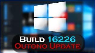 #Dissecando o Windows 10 Build 16266  | CONFIRA TODAS AS NOVIDADES! Teclado, GPU, Edge e mais!