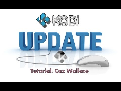 KODI, How to Update It! (Step by step Detailed Guide w/Instructions in description)