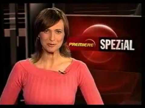 TV Presenting: Casting PREMIERE Movie Show- Anja Medau