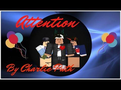 Attention - Charlie Puth|RMV