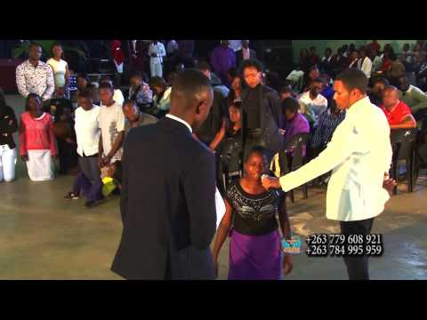 A MUST WATCH! Prophet Edd gets into the Underworld Live in church