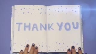 Thank You Diary —что внутри?