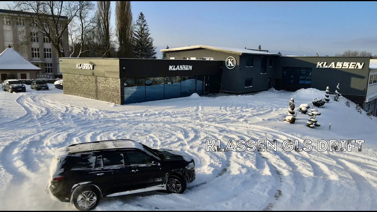 2021 KLASSEN GLS Drift   Mercedes GLS 600 - Gorgeous Luxury SUV   Mercedes-Benz GLS 580 AMG LINE