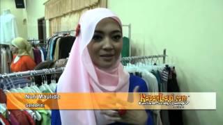 Digosipkan Nikah Siri, Nuri Maulida Jualan Baju