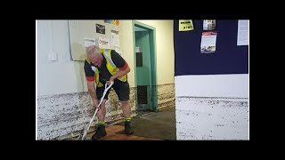 Schools, University of Tasmania reopened after record floods when further cleaning