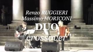 CROSSOVER, Renzo Ruggieri Massimo Moriconi DUO – promo
