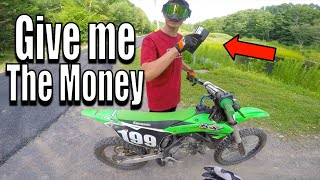 Buying A Dirt Bike From Thief