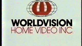 VHS Companies From the 80's #185 - WORLDVISION HOME VIDEO INC.