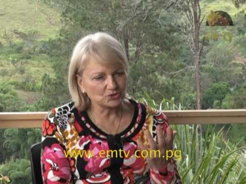 Australia's New Ambassador for Women and Girls attends PNG Women's Forum