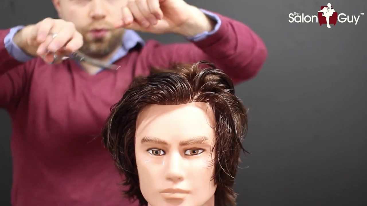 harry styles hair tutorial thesalonguy