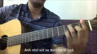 NANG CHIEU [Guitar solo] [K'K]