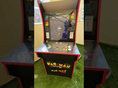 Arcade1Up Arcade machine..slightly marked from Andy Rupet