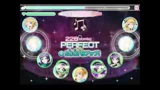 ラブライブ! スクフェス 硝子の花園 EXPERT [日替わり/超難関] フルコンボ thumbnail