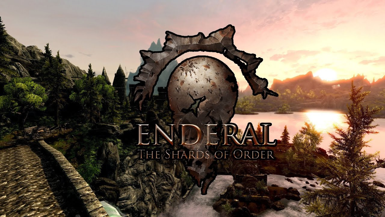 Skyrim Mod Feature: Enderal - The Shards of Order