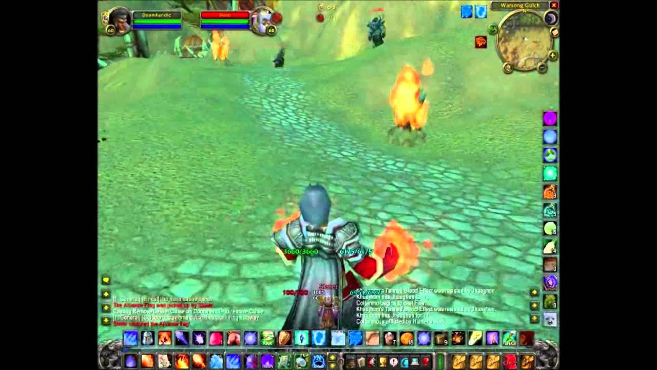 Training Dog To Play World Of Warcraft