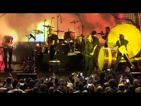 Imagine Dragons - Radioactive @ Meadowbrook Music Festival (Detroit, MI) 2013