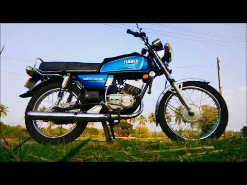 Yamaha RX 100 photo Gallery