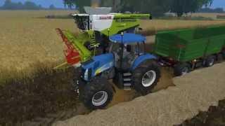 Farming Simulator 15 S11E3 Multiplayer - 7 x ClassLexion | Wielkie Żniwa