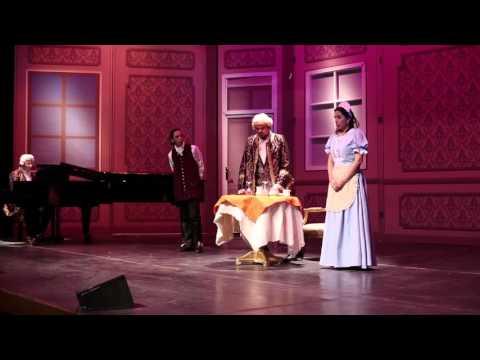 La Serva Padrona Opera Buffa - Cairo Opera House