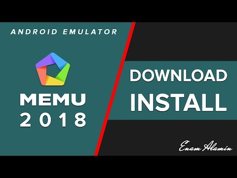 How To Download & Install MEmu Android Emulator For PC Windows 7,8,10 (2018)