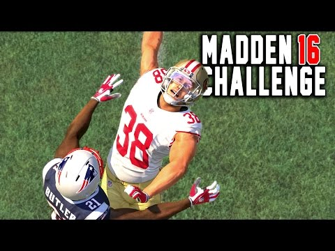 Can Jarryd Hayne Really Do It All? - Madden 16 NFL Challenge