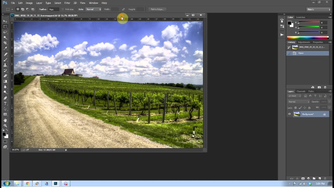 What's New in Adobe Photoshop CC (2013)