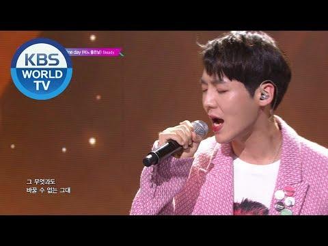 Steady (스테디) - One fine day (어느 좋은 날) [Music Bank / 2020.02.21]