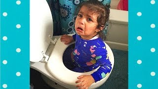 Try Not To Laugh Babies TROUBLE MAKER and FAIL🤪 Funny Babies and Pets