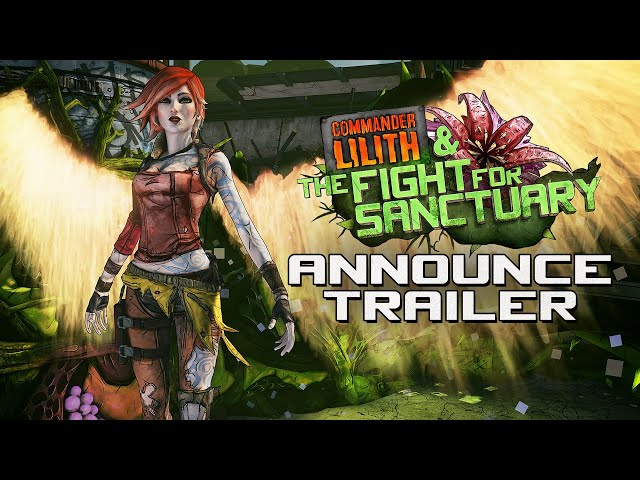Borderlands 3 release date, trailers and new Borderlands