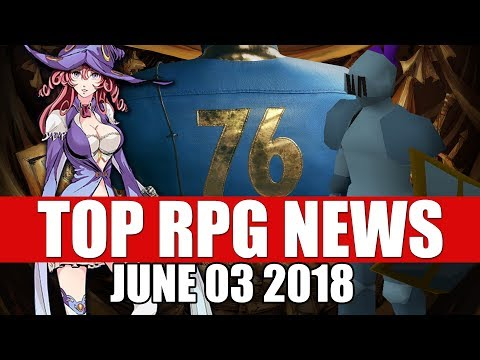 Top RPG News of the Week - June 3 2018 (Fallout 76, Runescape, The Lost Child) thumbnail