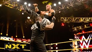 Kevin Owens vs. Danny Burch: WWE NXT, July 29, 2015