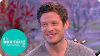 james norton addresses james bond rumours this morning