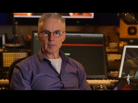 Michael Brook - Brooklyn Film Composer Interview (Official Video)