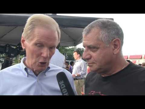 Exclusive Breitbart News Interview with US Senator Bill Nelson