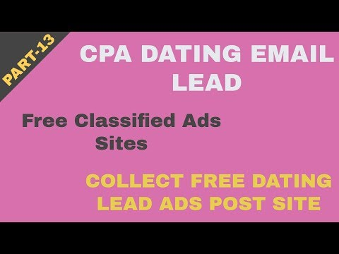 free classified dating site