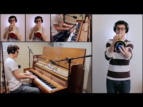 Pixar's Up Theme - Married Life Cover - Greg Ah Sue Multi-Tracks