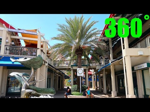 Grand Cayman 360˚ - George Town Shopping Center