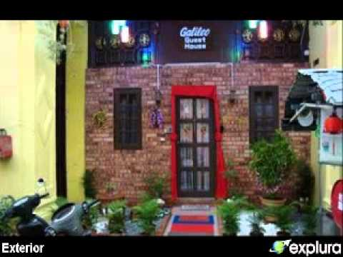 Galileo Guest House, 91 Jalan Hang Kasturi, Melaka, Malaysia by Explura.com