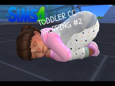 The Sims 4 – TODDLER CC SHOPPING #2