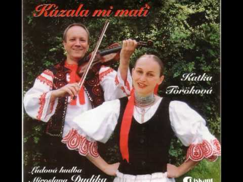 Radio Bratislava Slovak Folk Music: Miro Dudik & Katarína Töröková