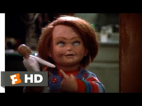 Child's Play (1988) - Dr. Death's Voodoo Scene (7/12) | Movieclips