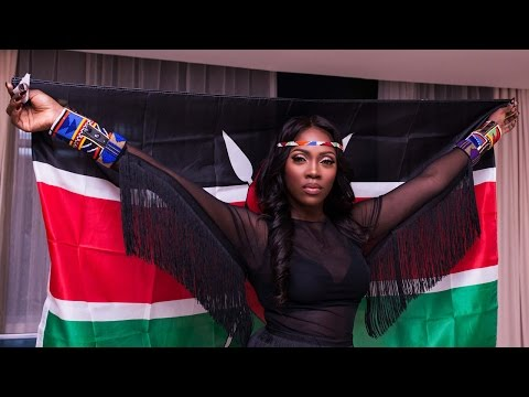 Tiwa Savage - R.E.D In Kenya