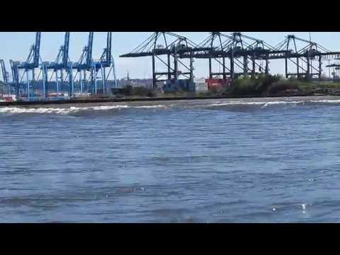 White Cap Puyallup River Port of Tacoma
