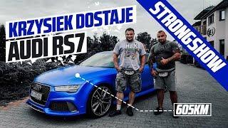 Strongshow: Krzysiek dostaje Audi RS7 605KM