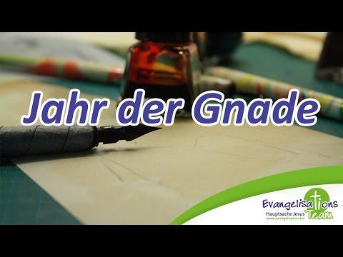 """Lutz Scheufler - Nachgedacht: """"Jahr der Gnade"""""""