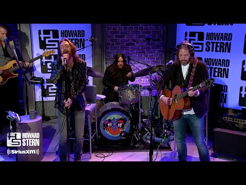 Crystal - WATCH:  Black Crowes Perform She Talks To Angels And WOW, Just Wow!