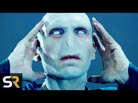 7 Dark Voldemort Theories That Completely Change The Harry Potter Movies
