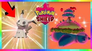 I GOT SHINY MIMIKYU & GIGAMAX SNORLAX in Pokemon Sword and Shield!